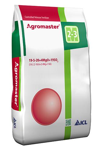 Agromaster 19-5-20+4MgO | 2-3M