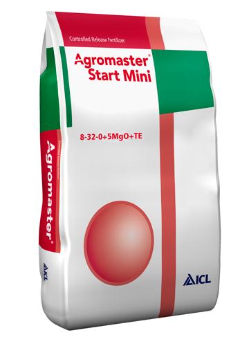 Agromaster Start Mini 8-32-0+5MgO+9SO3+TE | 1-2M