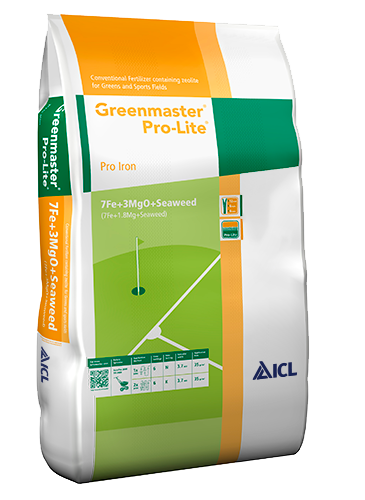 Greenmaster Pro-Lite Pro Iron