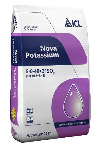 Nova Potassium