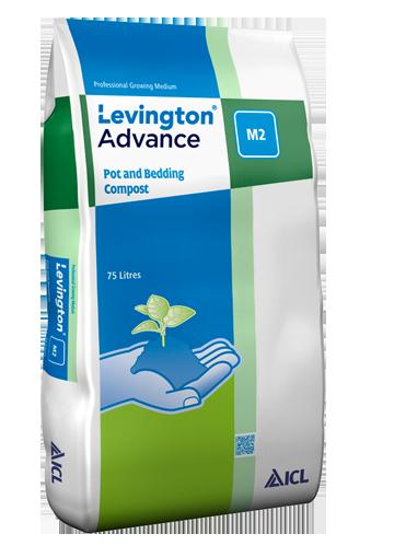 Levington Advance Pot & Bedding M2 Levington Advance Pot & Bedding M2