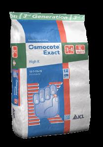 Osmocote Exact Osmocote Exact High K 3-4M
