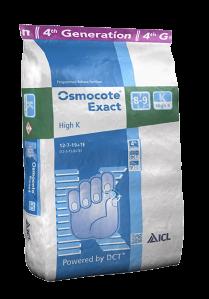 Osmocote Exact High K 8-9M
