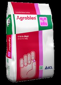 Agroblen 17-8-9+3MgO | 16-18M