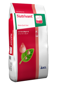 Nutrivant Potato Quick Start