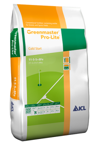 Greenmaster Pro-Lite Greenmaster Cold Start