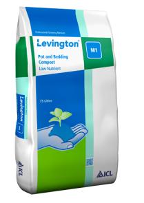 Levington Advance Sustain - Pot & Bedding M1 Pot & Bedding - SM1