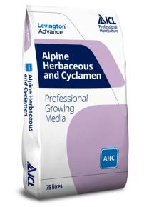 Levington Advance Alpine, Herbaceous, and Cyclamen - AHC Levington Advance Alpine, Herbaceous, and Cyclamen - AHC