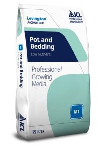 Levington Advance Pot & Bedding M1 Levington Advance Pot & Bedding M1