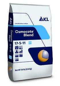 Osmocote Blend 17-5-11 8-9M