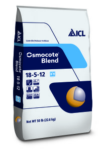 Osmocote Blend 18-5-12 Quickstart 8-9M