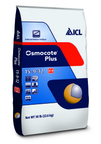 Osmocote Plus 15-9-12 3-4M Standard