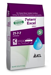 Peters Excel® pHLow® 21-7-7 Acid Hammer