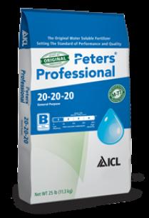 Peters Professional® 20-20-20 General Purpose
