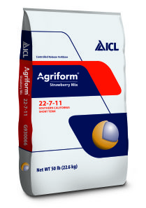 Agriform® Strawberry Mix Southern CA Short Term