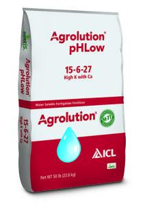 Agrolution pHLow Agrolution pHLow High K plus Ca